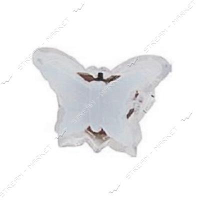 Ночник Бабочка LEMANSO белый 3 LEDх0, 5W / NL5