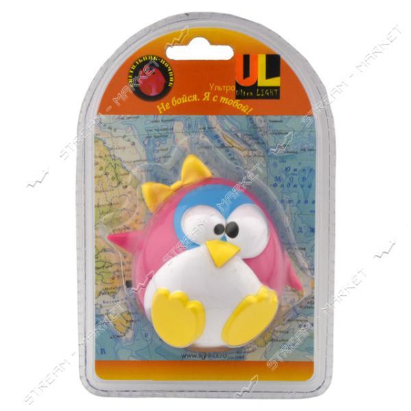 Ночник Angry-Birds ULTRA LIGHT CZ-1 Лапочка