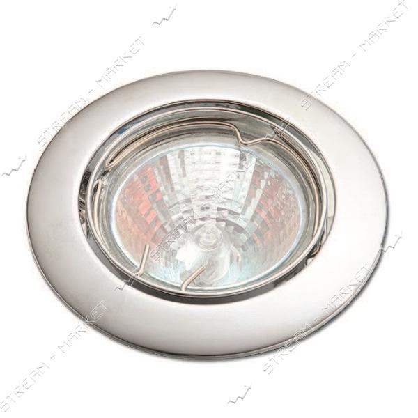 Cветильник точечный Delux 10008650 MR16 GU5.3 белый
