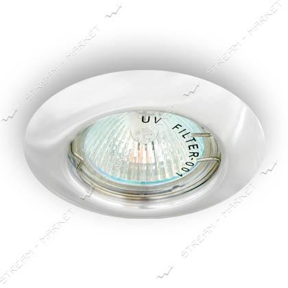 Светильник точечный FERON DL 13 под MR-16 белый