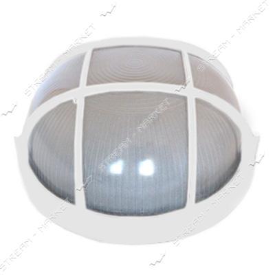 Светильник НПП 'Омега' SY 101B IP54 W, 100Вт Е27 белый