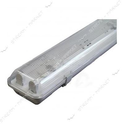 ELECTRUM B-FW-0909 Светильник люминесцентный PRIZMA S-258E ABS/PS IP65 с ЭПРА Pf 0.95