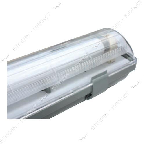 Synergy Светильник герметичный ЛПП 2х36W IP65 (под люминисц.лампу)