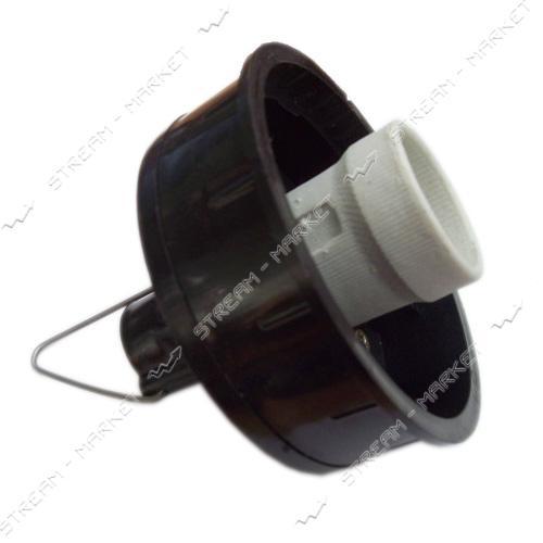 Светильник НСП-60-001 черн.
