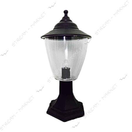 Светильник парковый Synergy НГ 01 60 Вт E27 IP44 прозрачный пластик