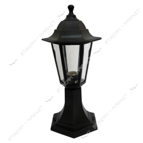 Светильник парковый Synergy НГ 06 60 Вт E27 IP44 матовое стекло, цвет копуса медь