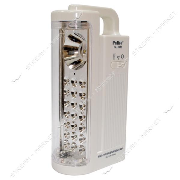 Светильник аварийный PA-8918 21 1 LED аккумул.