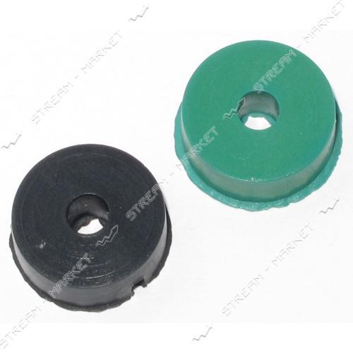Прокладка 'таблетка' маленькая резина (12, 5мм*3мм*4мм)