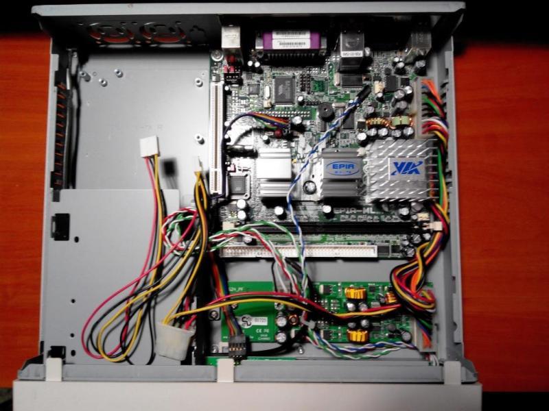 Компьютер промышленный терминал Farpoint pro с процессором VIA Eden