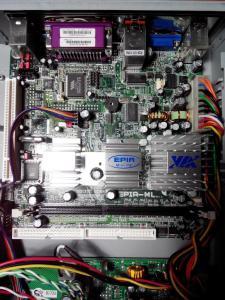 Фото Мясопереработка Компьютер промышленный терминал Farpoint pro с процессором VIA Eden
