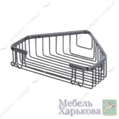 Haiba полка угловая (335) - Полки и этажерки для ванных комнат в Харькове