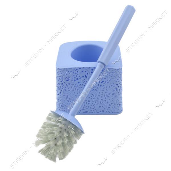 Ершик пластиковый (стакан ершик) 'АЖУР' сирень Турция