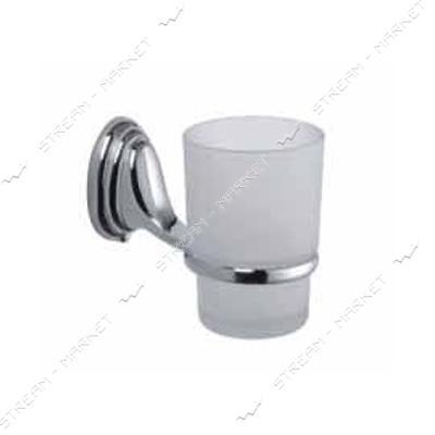 Стакан одинарный для ванной комнаты (3184с)