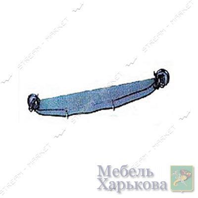 Полочка одинарная для ванной комнаты (66551с ) - Полки и этажерки для ванных комнат в Харькове