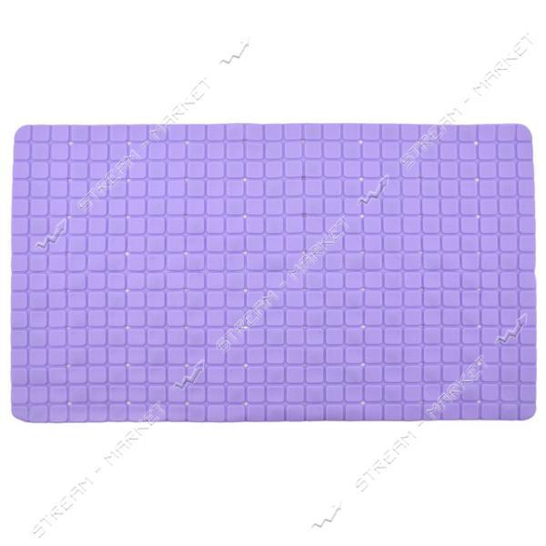 Коврик для ванны силиконовый Мозаика 38х68см