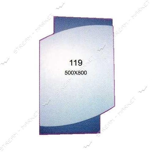 Зеркало (500*800мм) (119) без полок