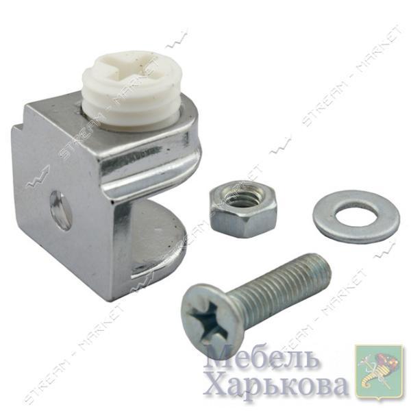 Крепление для полочки зеркала ( цена за шт. ) - Полки и этажерки для ванных комнат в Харькове