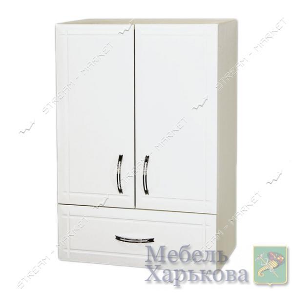Шкаф для ванной комнаты белый навесной 50 Нота - Шкафы и пеналы для ванных комнат в Харькове
