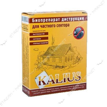 Биопрепарат 'Калиус' для выгребных ям и уличных туалетов 20г