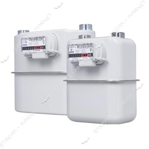 Газовый счетчик METRIX мембранный G2.5T d20 с температурной компенсацией