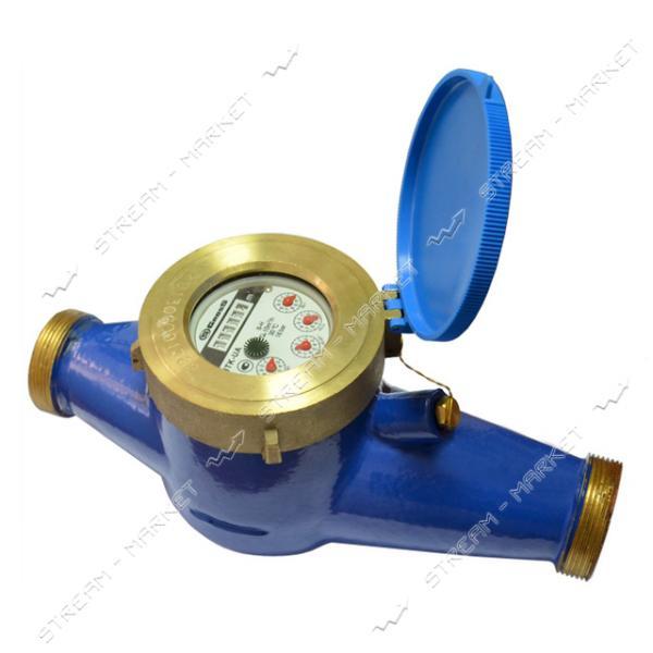 Счетчик для холодной воды 1/2' Гросс MNK-UA мокроход