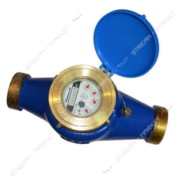 Счетчик для холодной воды 2' Гросс МТК-UA штуцерный