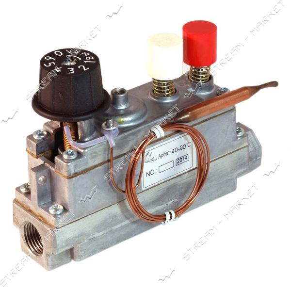 Автоматика Арбат для газовых котлов (с сухим сильфоном коротким)