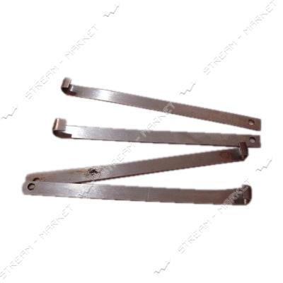 Биметаллическая пластина загнутая к трубке запальника УГОП