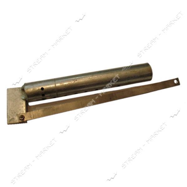 Запальник с биметаллической пластиной длинный для автоматики газовой горелки Угоп П-16
