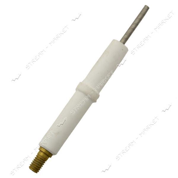 Керамический искровый электрод для розжига пилотной запальной горелки резьбовой