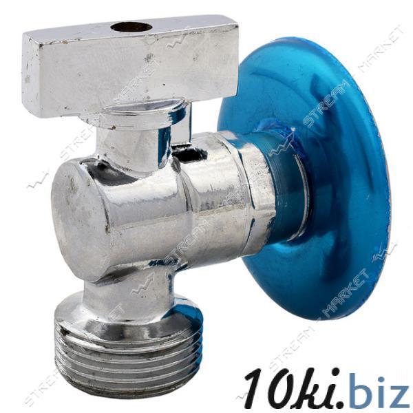 Кран для подключения стиральной машины GROSS GR-401 1/2Нх3/4Н Запчасти и аксессуары для стиральных машин на Электронном рынке Украины