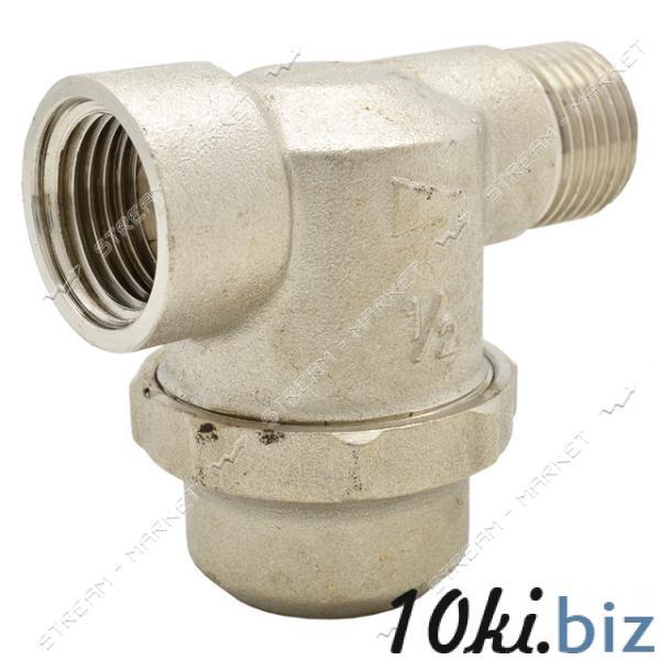 Фильтр грубой очистки воды 1/2'Вх1/2'Н с отстойником Фильтры грубой очистки, самопромывные на Электронном рынке Украины