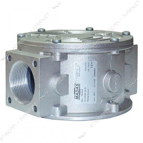 Фильтр газовый 1/2'В алюминиевый MADAS