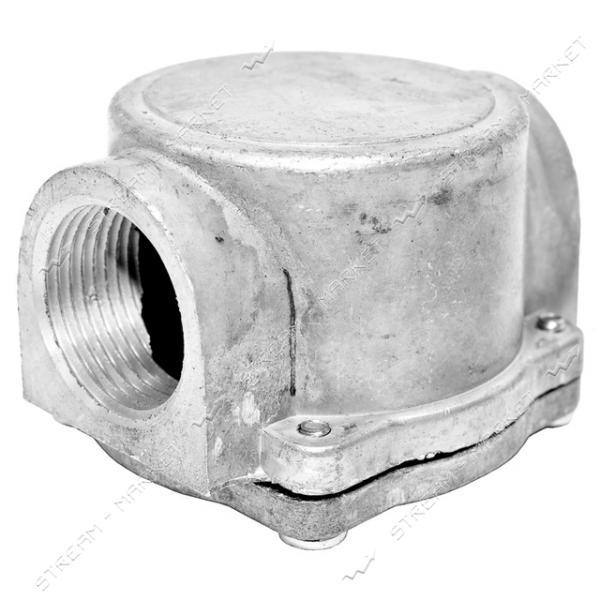 Фильтр газовый 3/4'В алюминиевый