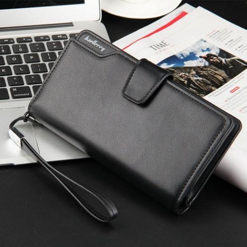Мужской кошелек клатч портмоне барсетка Baellerry business S1063