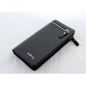 Фото  Мужской кошелек клатч портмоне барсетка Baellerry 618 business