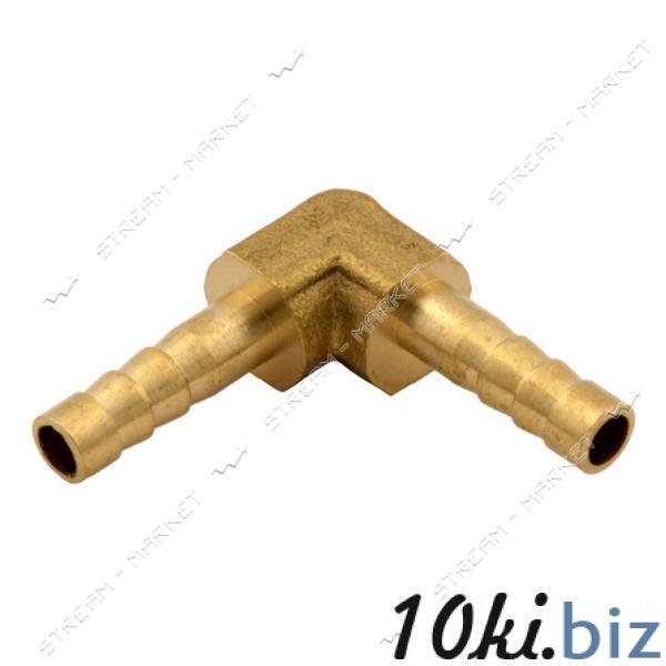 Фитинг латунный Угол штуцерный соединительный 5-5 (диаметр 5мм) Угольники для труб на Электронном рынке Украины