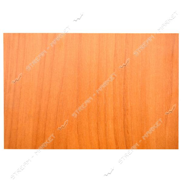 Навесной кухонный шкаф ДСП 500*570*280мм (Ш*В*Г) Вишня