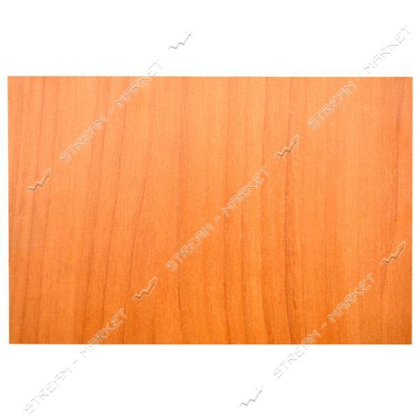 Навесной кухонный шкаф с сушкой для посуды ДСП 600*570*280мм (Ш*В*Г) Вишня