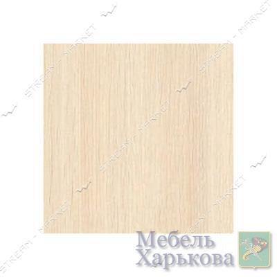 Навесной кухонный шкаф с сушкой для посуды ДСП 800*570*280мм (Ш*В*Г) Дуб молочный - Отдельные элементы кухонь в Харькове
