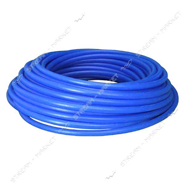 Труба ПНД d25 первичка синяя PN6
