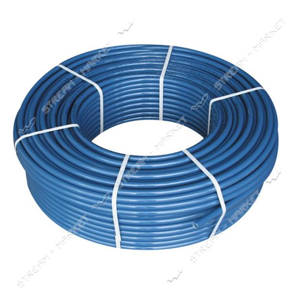 Труба ПНД d20 синяя PN10 Акведук (ЛЮКС) (100м)