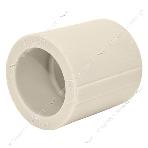 Муфта полипропиленовая 32 HYDRO PLASTIK
