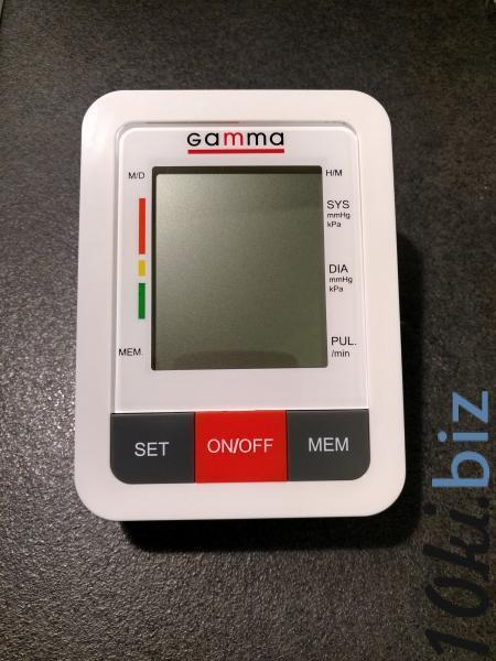 Автоматический тонометр Gamma Plus с адаптером в комплекте Тонометры на Электронном рынке Украины