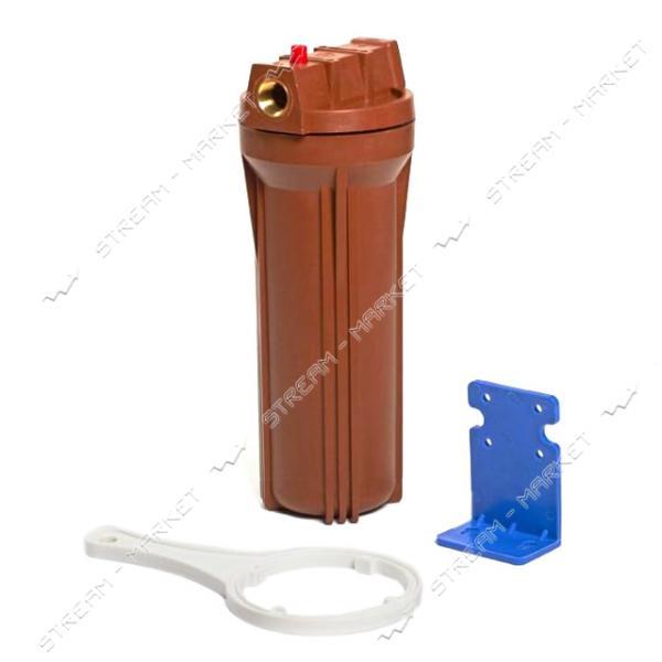CRISTAL Колба для фильтра воды 1/2 для горячей воды (без картриджей) держатель ключ