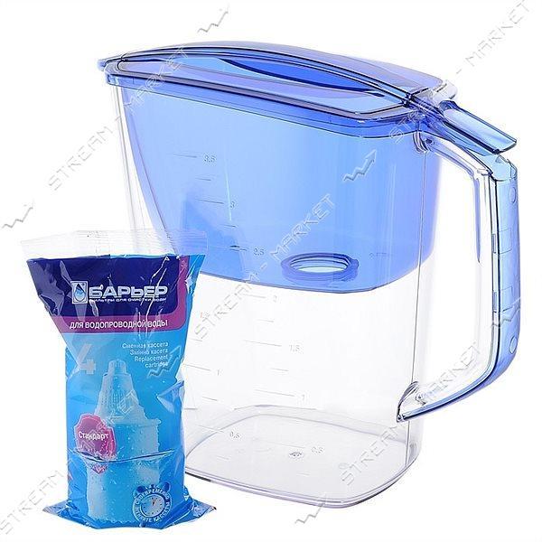 Кувшин для воды БАРЬЕР Гранд 3.6л