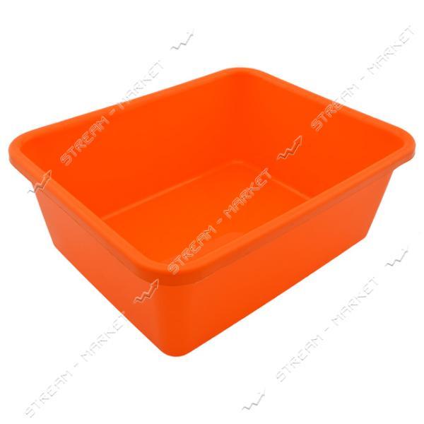 Таз прямоугольный Lamella 11л для пищевых продуктов цвета в ассорт.