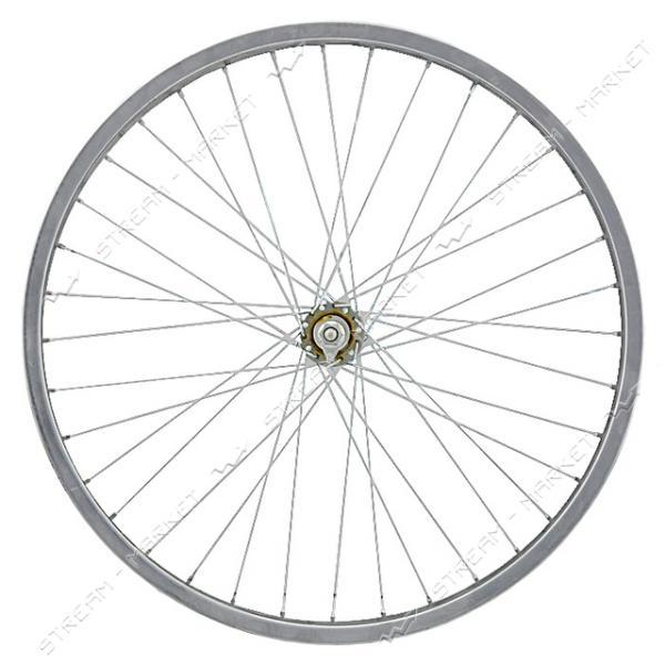 Колесо переднее d 20 на велосипед (с втулкой)
