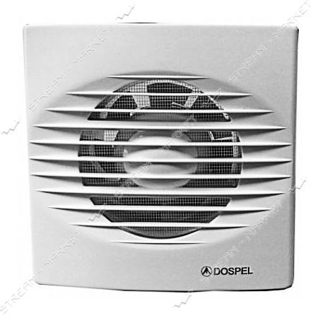 DOSPEL Вентилятор вытяжной ZEFIR 100 WР (С выключателем)