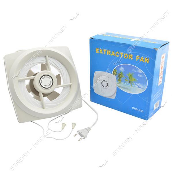 Вентилятор вытяжной 150 Китай